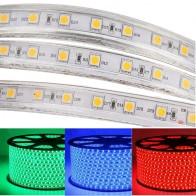 114.48 руб. 30% СКИДКА|Wonlukiy 220 V 5050 гибкая светодиодная лента 1 м/2 м/3 м/5 м/10 м/12 м/15 м/18 м/20 м/25 м + Вилка питания 60 светодиодов/m IP65 водонепроницаемая светодиодная лента-in Светодиодные ленты from Лампы и освещение on Aliexpress.com | Alibaba Group