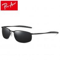 663.79 руб. 35% СКИДКА|Pro Acme бренд Для мужчин поляризованных солнцезащитных очков прямоугольник покрытие вождения очки зеркало спортивные солнцезащитные очки gafas де сол PA0926 купить на AliExpress