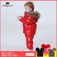 US $49.53 61% OFF|Orangemom Russia Winter children