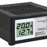 Купить Зарядное устройство Вымпел 57 черный по низкой цене с доставкой из маркетплейса Беру