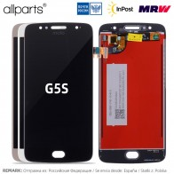 981.87 руб. 5% СКИДКА|ДисплейдляMotorola Moto G5S LCD всборестачскриномОригинал 5.2