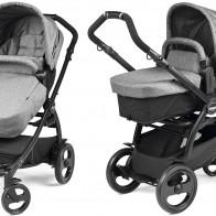 Прогулочная коляска Peg Perego Unico 2 в 1 - Коляски для новорожденных