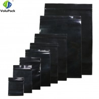 US $5.72 6% OFF|100pcs Multi Sizes Reclosable Poly Ziplock Package Pouches Black Heat Sealing Zip Lock Plastic Storage Bags-in Storage Bags from Home & Garden on Aliexpress.com | Alibaba Group