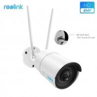 3912.97 руб. 37% СКИДКА|Reolink RLC 410W 4MP двойной WiFi 2,4G/5G наружная камера наблюдения 2560x1440 ip камера с разрешением HD Беспроводная погодозащищенная камера слежения-in Камеры видеонаблюдения from Безопасность и защита on Aliexpress.com | Alibaba Group