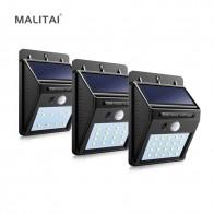 US $5.93 48% OFF|الشمسية قابلة للشحن LED الشمسية ضوء لمبة في الهواء الطلق مصباح الحديقة الديكور البير محس حركة ليلة الأمن جدار ضوء للماء-في مصابيح الطاقة الشمسية من مصابيح وإضاءات على Aliexpress.com | مجموعة Alibaba