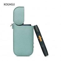 663.79 руб. 11% СКИДКА|Kogngu IQOS чехол личи для IQOS 2,4 плюс Чехол сумка защитный держатель Чехол кошелек электронная сигарета кожаный чехол купить на AliExpress