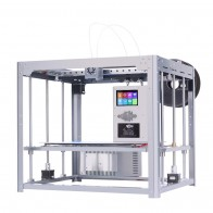 57525.13 руб. |Flyingbear Торнадо большой 3d принтер DIY металлический линейный railHigh точность качество двойной экструдер-in 3D принтеры from Компьютер и офис on Aliexpress.com | Alibaba Group
