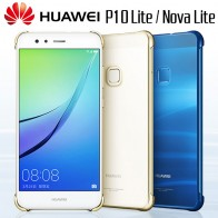 US $3.99 20% OFF|HUAWEI P10 Lite Case Official Original Hard PC Plating Transparent Back Cover HUAWEI Nova Lite Case Clear Ultra Thin Cover-in Half-wrapped Cases from Cellphones & Telecommunications on Aliexpress.com | Alibaba Group