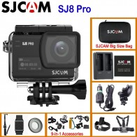 US $166.18 54% OFF|SJCAM SJ8 Pro SJ8 Series 4K 60FPS WiFi Remote Helmet Action Camera Ambarella Chipset 4K/60FPS Ultra HD Extreme Sports DV Camera-in Sports & Action Video Camera from Consumer Electronics on Aliexpress.com | Alibaba Group