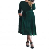 2333.22 руб. 29% СКИДКА|Весенне осеннее женское трикотажное кашемировое платье модное сексуальное плиссированное платье с высокой талией и длинными рукавами разных цветов-in Платья from Женская одежда on Aliexpress.com | Alibaba Group