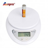 5kg/1g 1kg/0.1g LCD Electronic Scales Portable Digital Scale Food Measuring Weight Kitchen Cooking Baking Balance Measure Tools