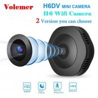 € 15.28 |Volemer H6 DV/Wifi Micro cámara de noche versión Mini cámara de acción con Sensor de movimiento videocámara grabadora de vídeo de voz pequeña cámara-in mini Videocámaras from Productos electrónicos on Aliexpress.com | Alibaba Group