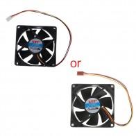 99.4 руб. 25% СКИДКА|3 pin 80 мм x 25 мм процессор ПК Вентилятор Кулер Радиатор выхлопной-in Вентиляторы и охлаждение from Компьютер и офис on Aliexpress.com | Alibaba Group