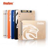 KingSpec 2.5 SATA ssd 120GB 240GB Solid State Drive 90GB 180GB 360gb ssd 500GB 1TB 2TB hd Internal SSD Drive For Laptop Computer-in Internal Solid State Drives from Computer & Office on AliExpress