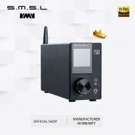 US $144.99 |SMSL AD18 HI FI Audio Stereo Amplifier with Bluetooth 4.2 Supports Apt X,USB DSP Full Digital Power Amplifier 2.1 for Speaker-in Amplifier from Consumer Electronics on Aliexpress.com | Alibaba Group