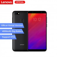 US $83.99 16% OFF|Global Version Lenovo A5 3GB RAM 16GB ROM Mobile Phone MTK6739 Quad Core 5.45