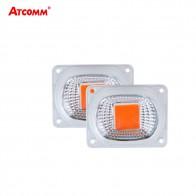 152.42 руб. 17% СКИДКА|Светодиодный светильник для выращивания фитолампы с отражателем объектива 20 Вт 30 Вт 50 Вт 110 В 220 В COB светодиодный чип полный спектр светать прожекторная софитная лампа-in Промышленные LED-лампы from Лампы и освещение on Aliexpress.com | Alibaba Group