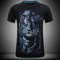 637.79 руб. 16% СКИДКА|Новинка, большие размеры 5XL 6XL, Мужская футболка с 3D принтом тигра, хлопковая Повседневная футболка с короткими рукавами JL-in Футболки from Мужская одежда on Aliexpress.com | Alibaba Group