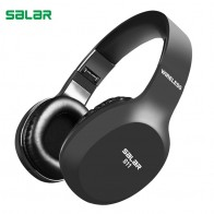 US $14.68 59% OFF|Salar S11 Wireless Headset Foldable Bluetooth Headphones Gaming Earphone with Mic for Phone PC Computers-in Bluetooth Earphones & Headphones from Consumer Electronics on Aliexpress.com | Alibaba Group