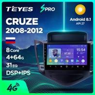 17478.89 руб. 55% СКИДКА|TEYES SPRO Штатное Головное устройство For Chevrolet Cruze 1 J300 2008 2012 GPS Android 8.1 aвтомагнитола магнитола автомагнитолы Андроид для Шев-in Мультимедийные плееры для автомобиля from Автомобили и мотоциклы on Aliexpress.com | Alibaba Group