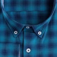 Мужская повседневная рубашка Tudors ME-HBV00000PPOVB - Tudors Муж рубашки 3XL размер