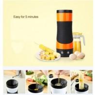 Электрическая бытовая диэлектрическая машина 220 В с вилкой европейского стандарта, автоматическая машина для приготовления яиц в рулоне, и...