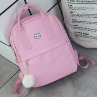 741.53 руб. 59% СКИДКА|Женский рюкзак для школы подростков девочек винтажная женская школьная сумка тканевый женский рюкзак желтый красный черный розовый рюкзак Mochila-in Рюкзаки from Багаж и сумки on Aliexpress.com | Alibaba Group