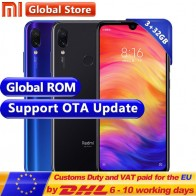 € 134.79 |Global ROM Xiaomi Redmi Note 7 3 GB 32 GB teléfono inteligente S660 Octa Core 4000 mAh 6,3