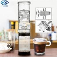 1892.57руб. 46% СКИДКА|400 мл холодный капельный метод заваривания кофе домашний Классический Холодный Кофе со льдом голландский кофе со льдом высокого качества-in Запчасти для кофеварки from Бытовая техника on AliExpress - Любителям кофе