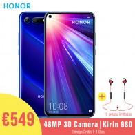 31729.6 руб. |Huawei Honor V20 смартфон 6,4