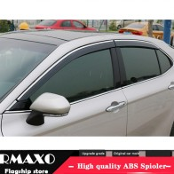 US $15.96 43% OFF|For TOYOTA Camry 2018 Plastic Window Visor Vent Shades Sun Rain Deflector Guard For TOYOTA Camry 4pc/set-in Awnings & Shelters from Automobiles & Motorcycles on Aliexpress.com | Alibaba Group