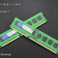 414.36 руб. |Новый 8 GB DDR3 PC3 10600 1333 МГц для настольных ПК памяти DIMM Оперативная память 240 булавки для AMD Системы Высокая совместимость купить на AliExpress