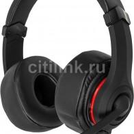Гарнитура игровая OKLICK HS-L330G NIGHTMARE,  черный