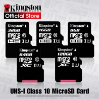 US $4.01 36% OFF|Kingston Micro SD Card  Memory Card Class10 carte sd memoria C10 Mini SD Card SDHC/SDXC TF Card  UHS I For Mobile phone         -in Micro SD Cards from Computer & Office on Aliexpress.com | Alibaba Group