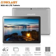 9807.93 руб. |Teclast M20 4 г пусть Телефонный звонок планшетный ПК с системой андроида и 8,0 10,1 дюймов MTK6797 Deca Core 4 Гб + 64 Гб Планшеты ПК Dual Band 2,4 г/5G Wi Fi 6600 мАч-in Планшеты from Компьютер и офис on Aliexpress.com | Alibaba Group