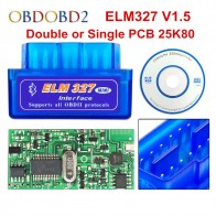 447.93 руб. 30% СКИДКА|Супер Мини ELM 327 Bluetooth V1.5 PIC18F25K80 Мини ELM327 1,5 OBD2 автомобильный диагностический инструмент поддержка J1850 протоколы Бесплатная доставка-in Считыватели кодов и сканирующие инструменты from Автомобили и мотоциклы on Aliexpress.com | Alibaba Group