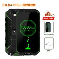 14462.81 руб. 45% СКИДКА|Oukitel K10000 Max IP68 водонепроницаемый пылезащитный противоударный мобильный телефон Android 7,0 MT6753 Восьмиядерный 3 ГБ ОЗУ 32 Гб ПЗУ 5,5