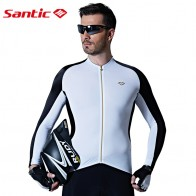 US $65.84 23% OFF|Santic Men Long Sleeve Cycling Jerseys Extreme Fit Anti sweat Road Bike MTB Cycling Jersey Cycling Clothings Asian S XL M7C01076-in Cycling Jerseys from Sports & Entertainment on Aliexpress.com | Alibaba Group