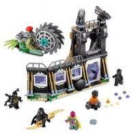 Игрушечные фигурки супергероев из мультфильма «Infinity War», «Corvus Glaive thresser», рождественский подарок, Строительные кирпичи, игрушки для детей