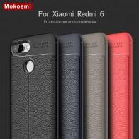 "203.77 руб. 25% СКИДКА|Mokoemi Мода Личи шаблон Ударопрочный Мягкий 5,45 ""для Xiaomi Redmi 6 Чехол для Xiaomi Redmi 6 сотовый Чехол для телефона крышка купить на AliExpress"