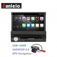 US $62.78 31% OFF|Android Single 1DIN Car Radio Stereo Quad Core 6.0 Touch Screen Car GPS Navigation Radio Player Bluetooth/WIFI/Mirror Link/AM/FM-in Car Multimedia Player from Automobiles & Motorcycles on Aliexpress.com | Alibaba Group