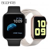 """Умные часы SCOMAS IWO 8 Pro 1,54 """", ips, Bluetooth, монитор сердечного ритма, кровяного давления, водонепроницаемые Смарт-часы для iOS Android - Умные часики"""