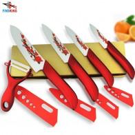 896.51 руб. 51% СКИДКА|Бренд findking циркониевый кухонный керамический набор ножей для фруктов комплект 3