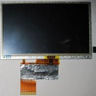"""Дисплей + Touch для навигатора 5"""" (480х272), 40 pin"""