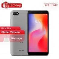 5492.15 руб. |Глобальная версия Xiaomi Redmi 6A 6 A 2 GB 16 GB смартфон 5,45