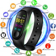 US $4.61 51% OFF|2019 New smart sports watch Women Smart Watch Men Heart Rate Blood Pressure Monitor Fitness Tracker Pedometer Watch+band-in Digital Watches from Watches on Aliexpress.com | Alibaba Group