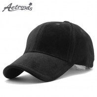 US $6.84 49% OFF|[AETRENDS] Luxury Brand Cotton Velvet Baseball Caps for Men Women Sport Hats  Hat Trucker Cap Dad Hat Winter Outdoor Z 3023-in Baseball Caps from Apparel Accessories on Aliexpress.com | Alibaba Group