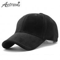 US $6.84 49% OFF|[AETRENDS] Luxury Brand Cotton Velvet Baseball Caps for Men Women Sport Hats  Hat Trucker Cap Dad Hat Winter Outdoor Z 3023-in Baseball Caps from Apparel Accessories on Aliexpress.com | Alibaba Group