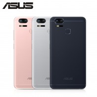 US $240.71 22% OFF|ASUS ZenFone 3 Zoom ZE553KL 4G LTE Mobile Phone 5000mAh Battery 4GB 128GB 3 Camera 12MP 5.5