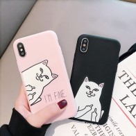 US $0.95 |Funny Cartoon Phone Case For Huawei Honor 10 9 8 Lite 5C 5X 6A 6X 7A 7X 8C 8X 8A 8S 9i Play 20 Pro Cover Candy Color Cat Cases-in Fitted Cases from Cellphones & Telecommunications on Aliexpress.com | Alibaba Group